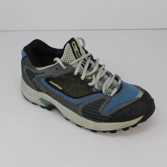montrail Shoes - MONTRAIL Waterproof Gore-Tex XCR  Hiking Boots